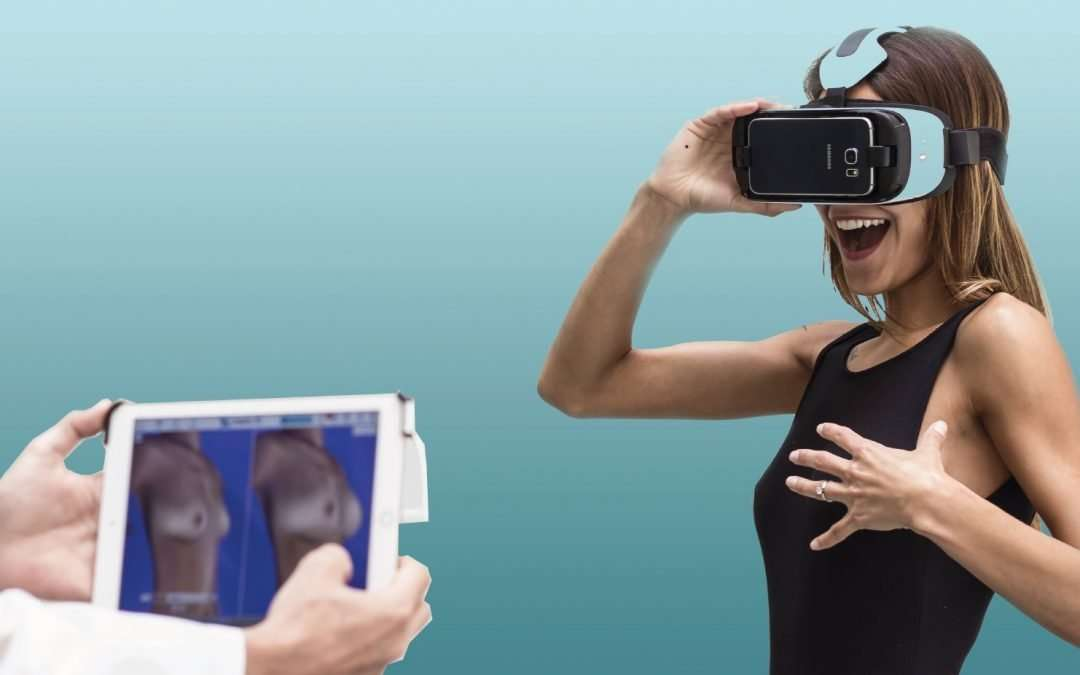 See YOUR Breasts in Virtual Reality!