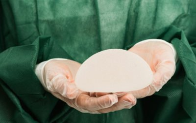 Types of Breast Implants used in Breast Augmentations