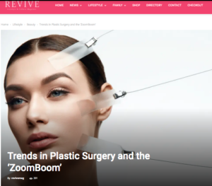 cosmetic surgery zoom