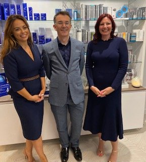 Top Cosmetic Surgeon at DD Clinical in Chester!
